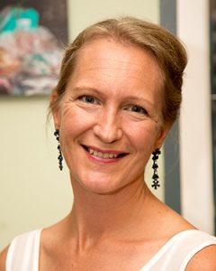Anna Forsén - Executive Director AustCham Lao
